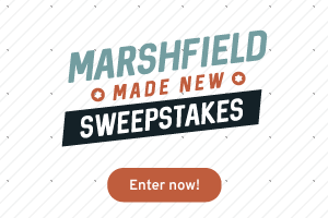 Marshfield Made New Sweepstakes