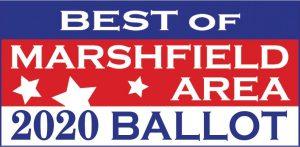 Best of Marshfield Area 2020 Ballot