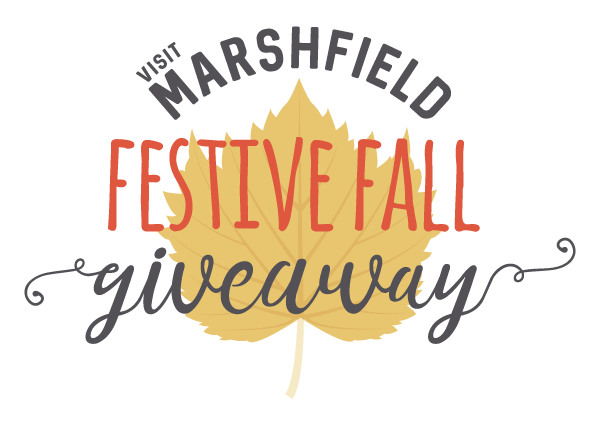 Visit Marshfield Festive Fall Giveaway